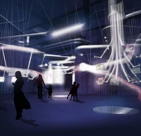 Museo de las Telecomunicaciones. EMPTY con Manuel Ocaña y ADD Arquitectura.  2008
